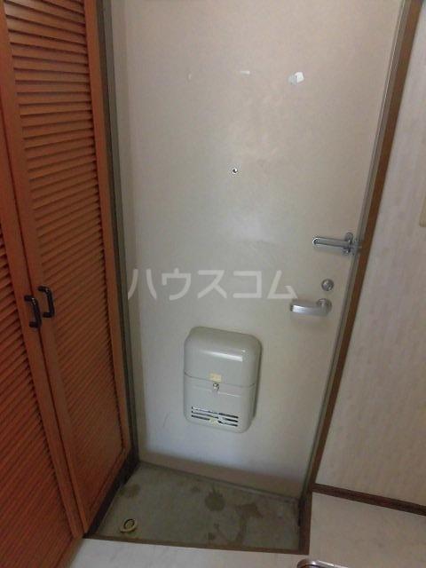アクアコートⅡ 108号室の玄関