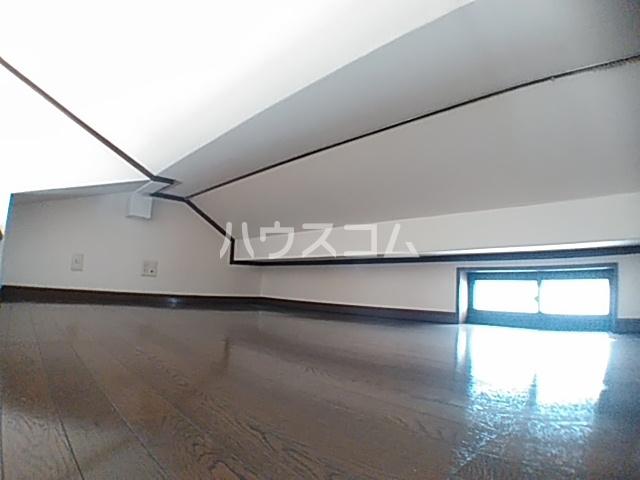 アクアコートⅡ 208号室のベッドルーム