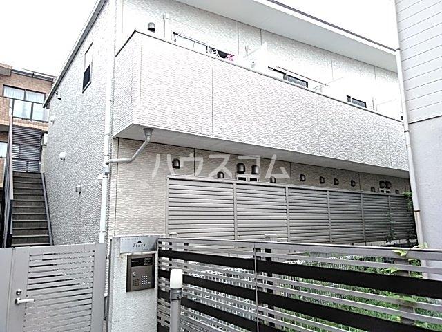 ティアラ梶ヶ谷 弐番館外観写真
