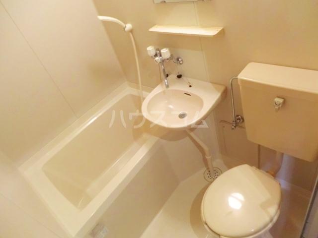 グランツ国立 101号室の風呂