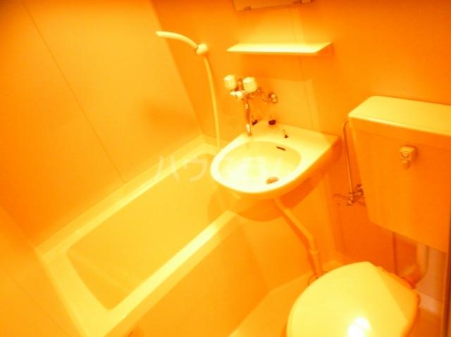 グランツ国立 101号室のトイレ