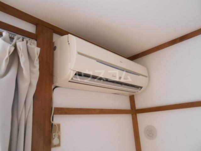 ハウス白ユリ 201号室の設備