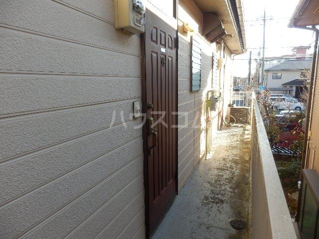 コーポ中村 202号室の居室