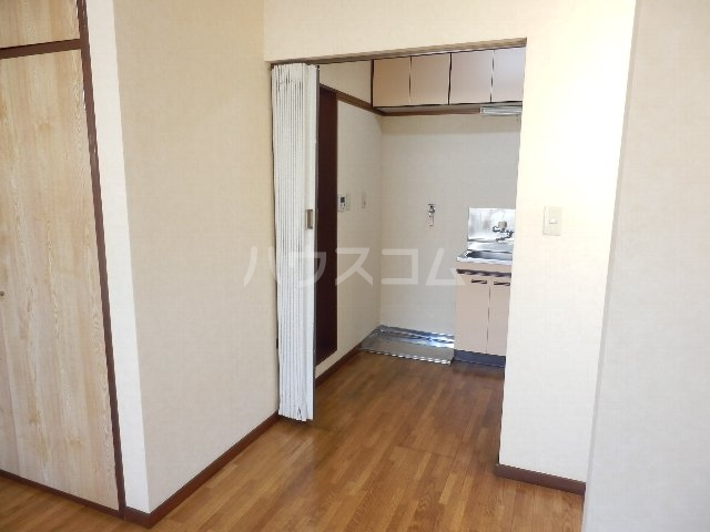コーポ中村 202号室のバルコニー