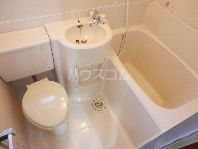 コーポ中村 202号室の風呂