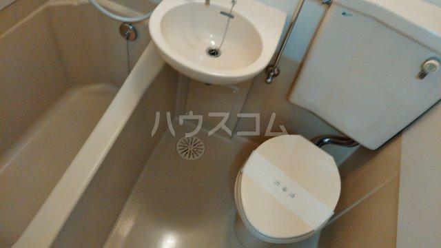 ロイヤルカイザー 204号室のトイレ