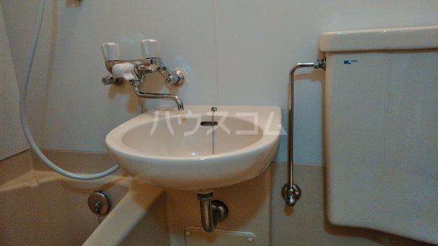ロイヤルカイザー 204号室の洗面所