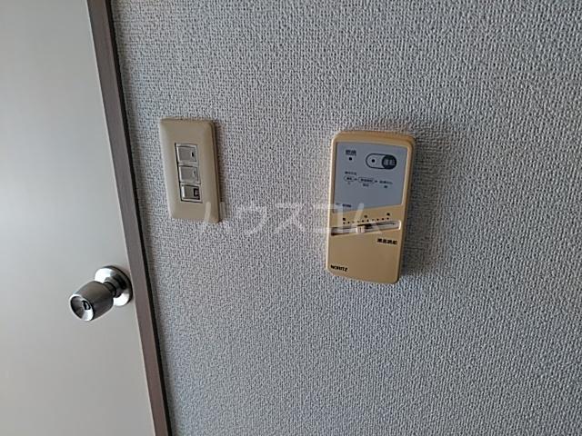 トーコービル 401号室のセキュリティ