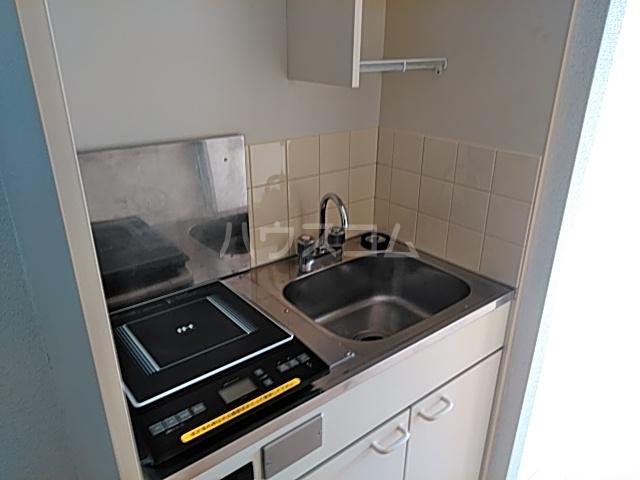 トーコービル 401号室のキッチン