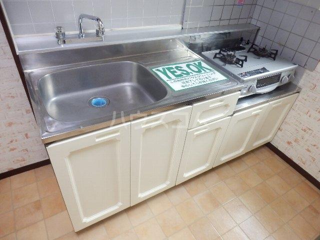 カーサメントピノ 103号室のキッチン