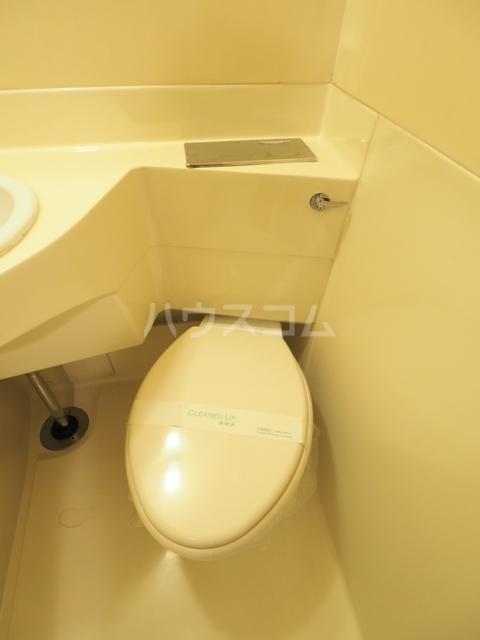 チサンマンション桜通久屋 201号室のトイレ