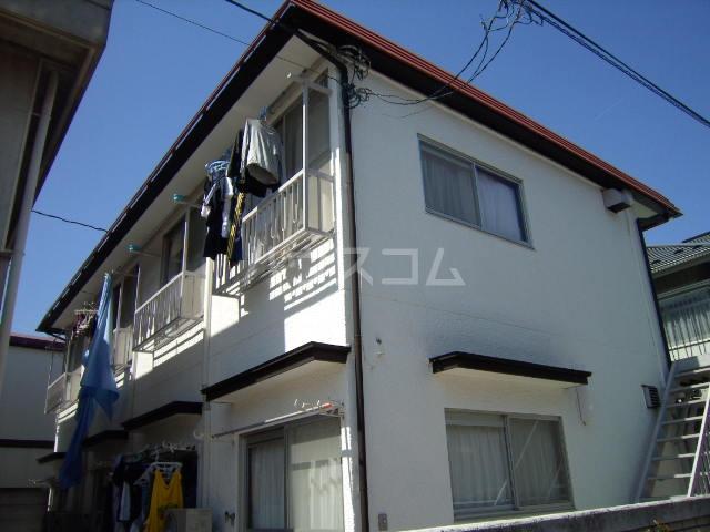 タナカアパートメント外観写真