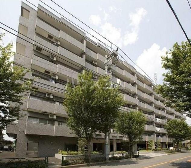 スペリオコート狛江外観写真