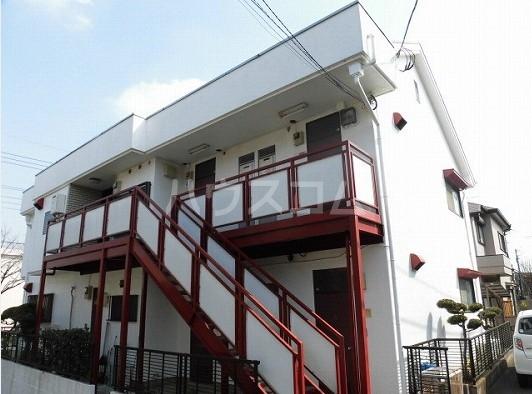 ハイムササキ 102号室の外観