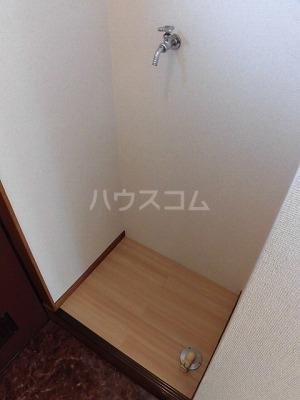 ハイムササキ 102号室の洗面所