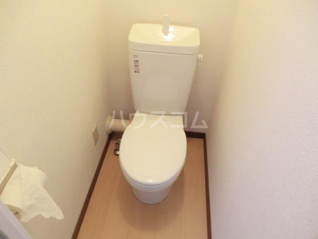 エルム国分寺 220号室のトイレ