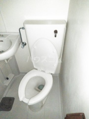 メインステージ多摩川駅前 408号室のトイレ