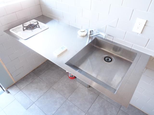 ハイツK 2B号室のキッチン