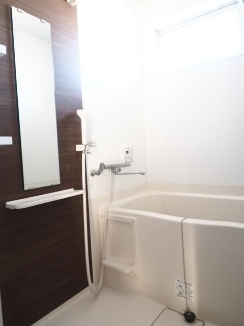 ハイツK 2B号室の風呂