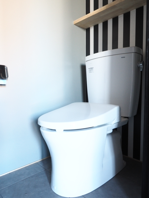 ハイツK 2B号室のトイレ