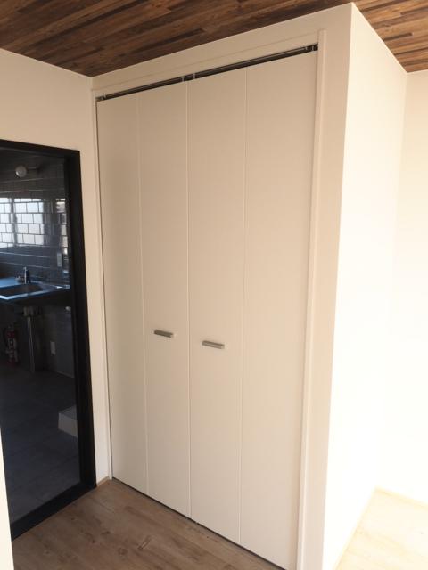 ハイツK 2B号室の収納