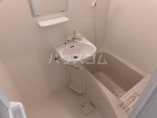 サイドパーク白糸台 104号室の風呂