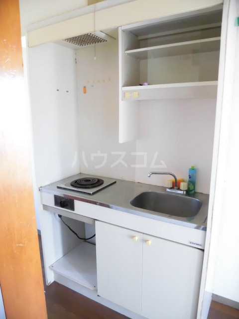 光ハイツ 307号室のキッチン