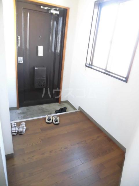 光ハイツ 307号室の玄関