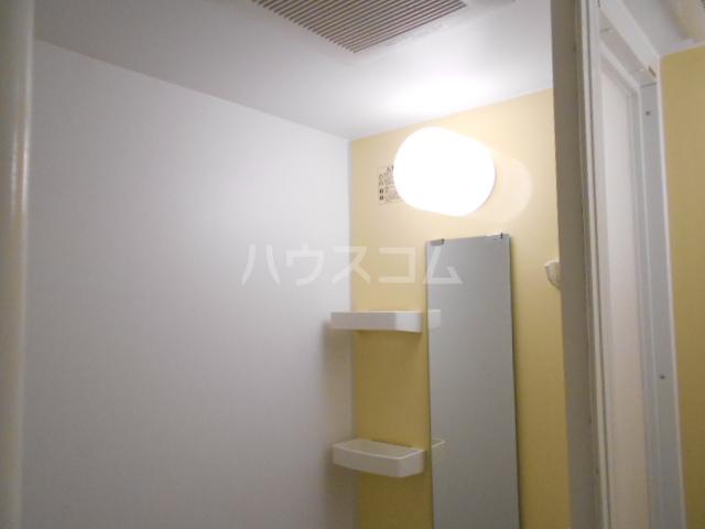ハイツフローラ府中 501号室の風呂
