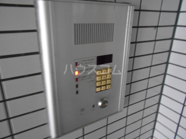 ハイツフローラ府中 501号室のセキュリティ