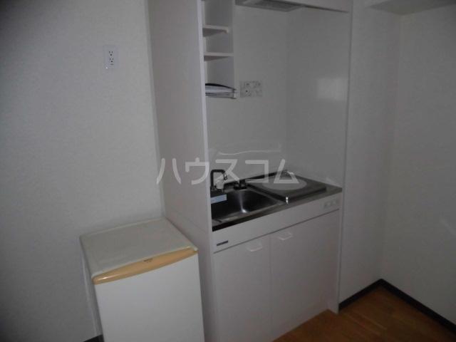ラ・ジオンⅡ 301号室のキッチン
