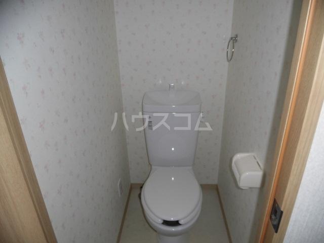 ラ・ジオンⅡ 301号室のトイレ