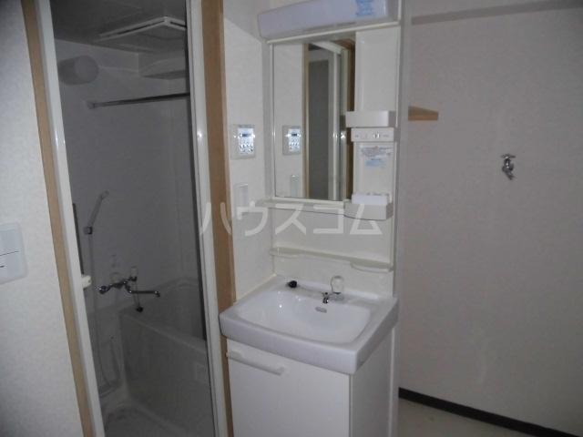 ラ・ジオンⅡ 301号室の洗面所
