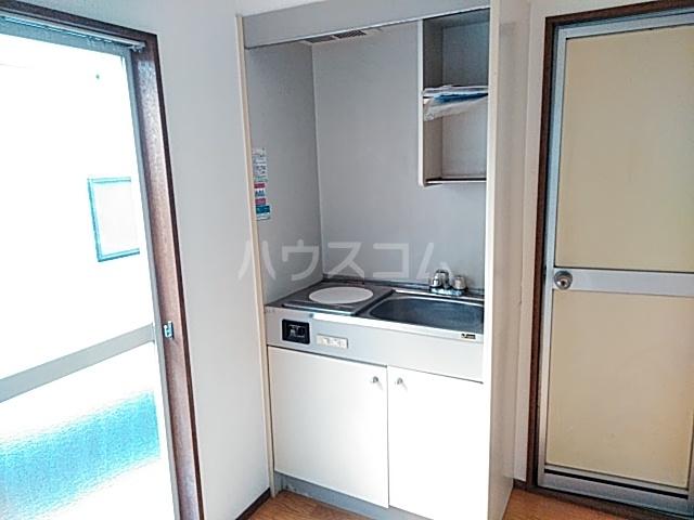ロフト高津 105号室のキッチン