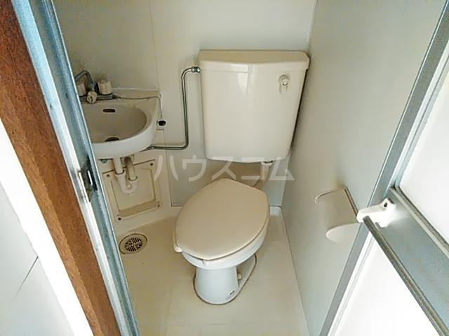 ロフト高津 105号室のトイレ