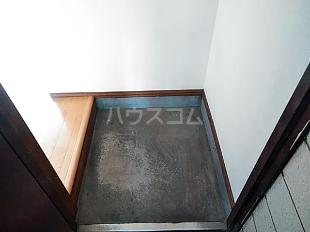 ロフト高津 105号室の玄関