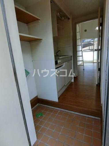 カントリー佐須 102号室の玄関