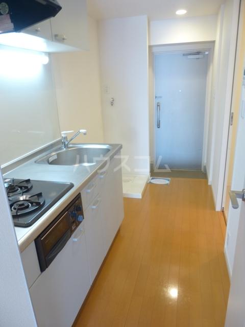 SEQUENCE 603号室のキッチン
