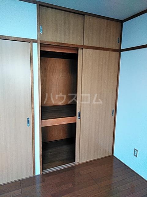 ローズマンション 207号室の収納