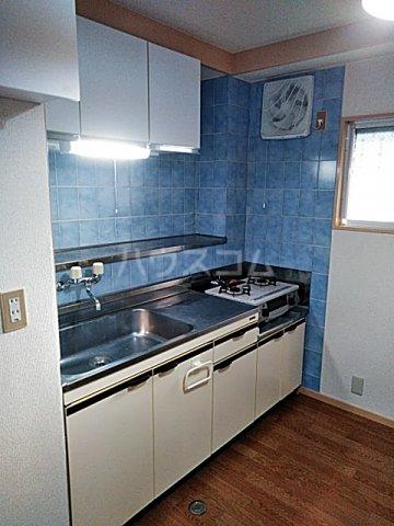 ローズマンション 207号室のキッチン