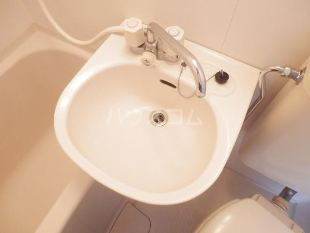 メゾン荒井 505号室のトイレ