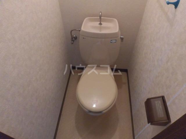 コスモハイツ・サラ 103号室のトイレ