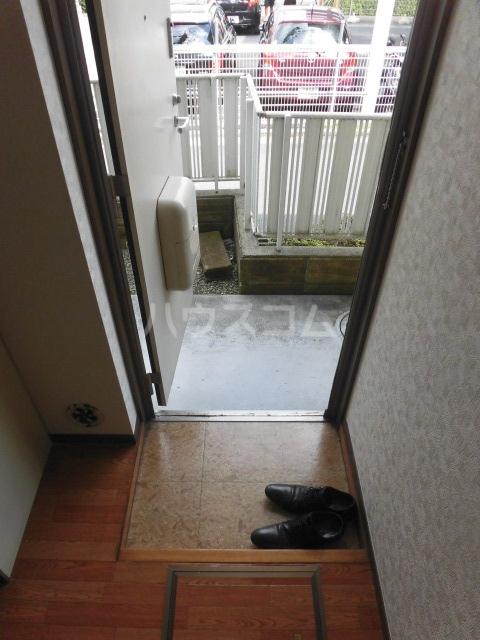 コスモハイツ・サラ 103号室の玄関