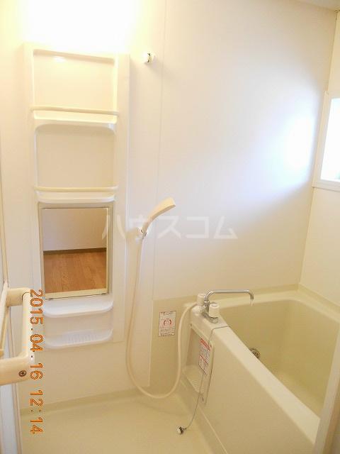 サンハイムA 202号室の風呂