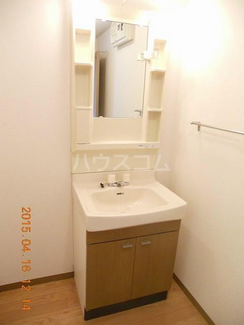 サンハイムA 202号室の収納