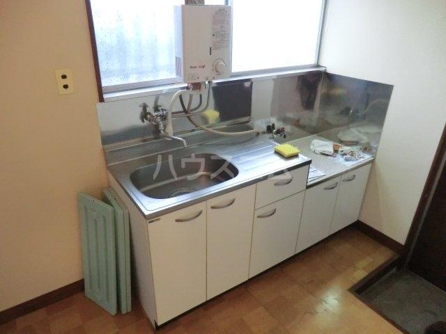 井上ハイツ 103号室の風呂