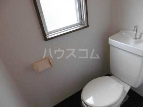 エタニティーⅡ 301号室のトイレ