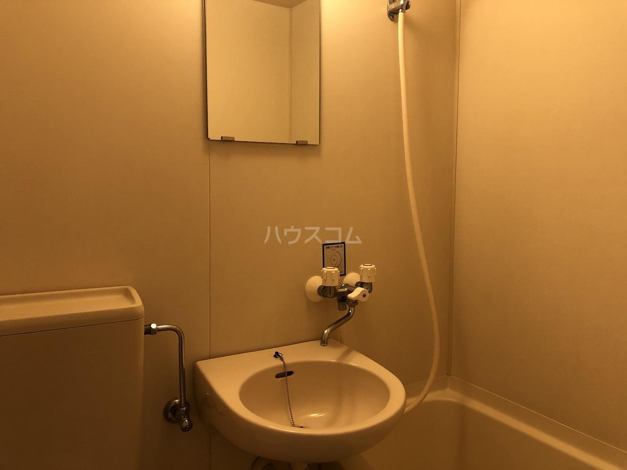 スタジオハゴロモ 302号室の洗面所