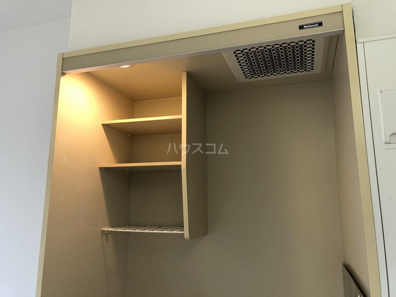 スタジオハゴロモ 302号室の収納