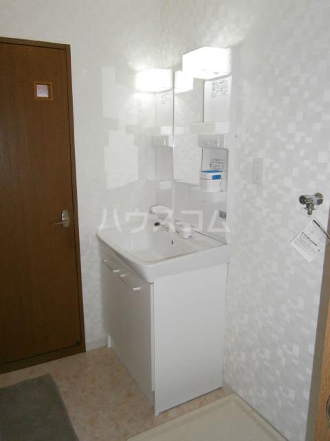 セントラルヒルズ 103号室の洗面所